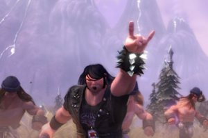 Brütal Legend Is Totes Free On The Humble Store