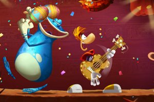 Mobile Watch: Rayman Fiesta Run