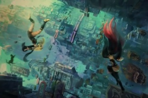 Gravity Rush Remastered Comes To EU PS4s In February, With A Sequel Next Year