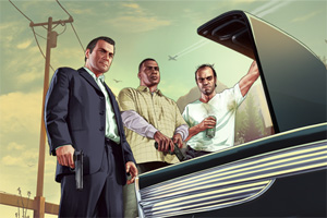 New-Gen Grand Theft Auto V Dated By Retailer