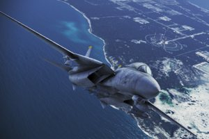 Flight School: A Weekend With Ace Combat Infinity