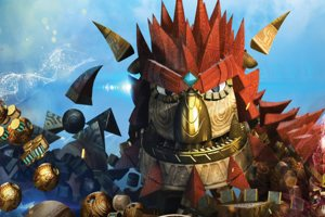 PlayStation 4: Taiwanese Animator Lists Knack II On CV