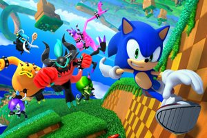 Sonic Lost World Is Rolling To PC In November