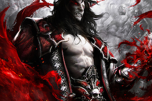 New Art Of Castlevania Book Features Gorgeous Lords Of Shadow Artwork