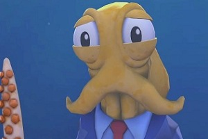 Octodad: Dadliest Catch Skitters Onto PS4 Next Week
