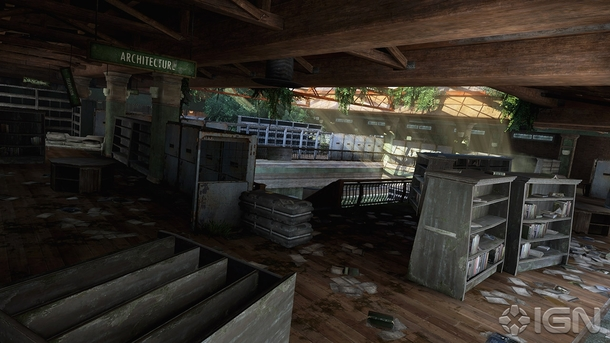 New The Last Of Us Maps Detailed - The last of us multiplayer maps