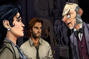 The Wolf Among Us Heading To PS Vita And iOS Later This Year