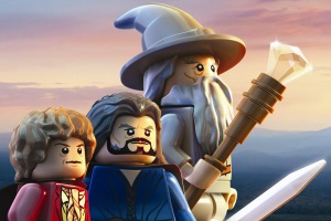 Watch Us Play LEGO The Hobbit - Live From 3PM