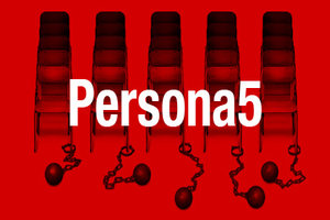 Persona 5 Releases In Japan On September 15th