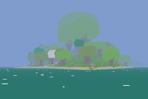 Proteus Wakes Up On PlayStation