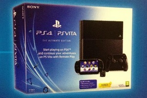 PS4 And PS Vita Ultimate Bundle Launching Tonight