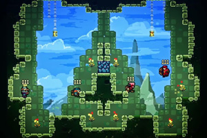 Indie Focus: Towerfall Ascension