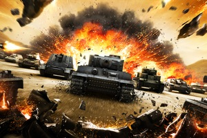 Hands On: World of Tanks Xbox Edition