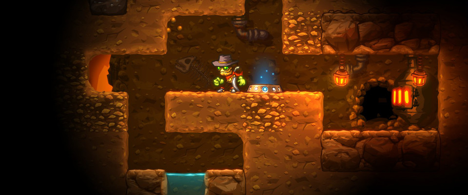 SteamWorld 01