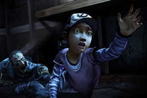 Full Trailer For The Walking Dead Season Two, Launching This Month