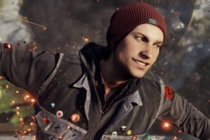 UK Charts 24/03/14: InFamous: Second Son Punches Past Metal Gear V And Titanfall