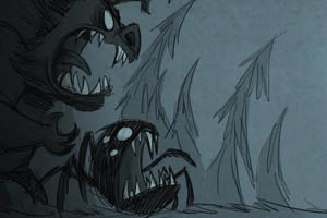 WeView: Don't Starve