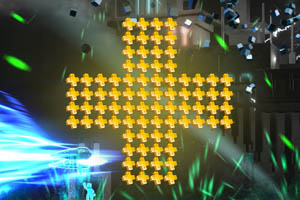Plus Point Challenge: Resogun