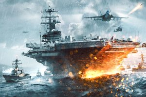 A Quick Look At Battlefield 4 Naval Strike DLC