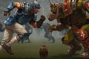 News Snatch: Blood Bowl 2, Evolve, Gangbeasts & Amplitude