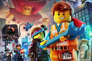 UK Charts 17/02/14: Lego Movie To The Fore