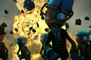 Today's PvZ: Garden Warfare DLC Adds A Little More Garden Variety