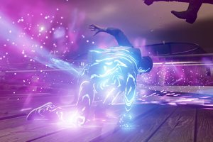 The InFamous Second Son Live Action Trailer Brings Flamey Death From Above