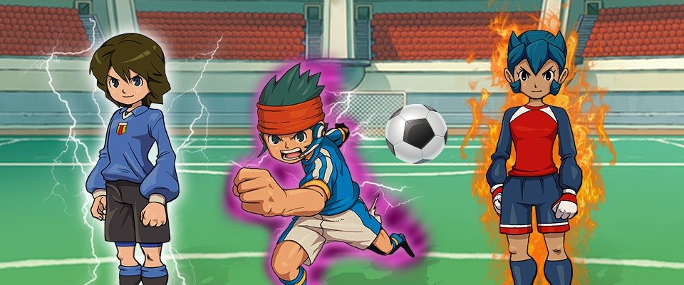 Review inazuma eleven 3 team ogre attacks 3ds