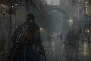 Taking Cover With The Order: 1886