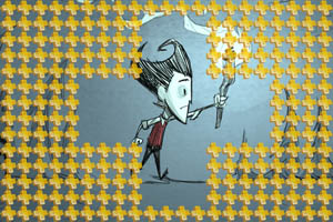 Plus Point Challenge: Don't Starve Caption Contest