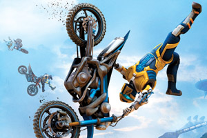Trials Fusion's Online Multiplayer Update Has Now Been Released