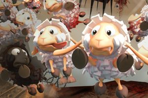 Team17's Flockers Wool Land On 19th September For PS4, XBO & PC