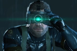 WeView: Metal Gear Solid V: Ground Zeroes