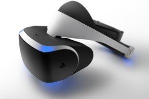 Experiencing Sony's Take On Virtual Reality With PlayStation VR