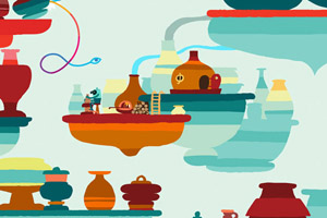 Exploring The Quirky And Colourful World Of Hohokum
