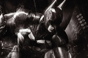 Ka-Pow! New Batman: Arkham Knight Screenshots