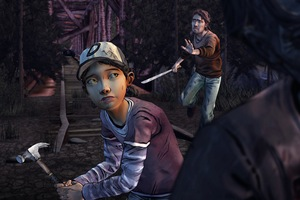 Survive Amid The Ruins As The Walking Dead Season Two Episode Four Dated