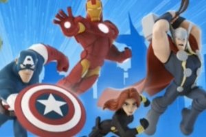 Disney Infinity 2.0 Announced, Features Marvel Content