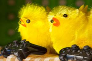 PlayStation Hold An Easter Sale, Games Going Cheep-Cheep