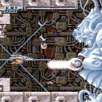 The first boss in R-Type II
