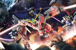 News Snatch: Dynasty Warriors: Gundam Reborn, Penarium And Crimsonland
