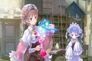 Atelier Shallie Plus: Alchemists Of The Dusk Sea Releasing On Vita From Next Year