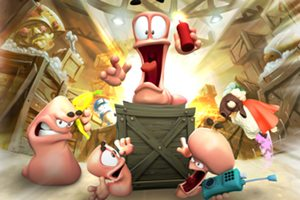 Worms Battlegrounds Review (PS4/Xbox One)