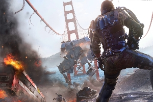 Call Of Duty: Advanced Warfare's Recovery & Retreat Multiplayer Maps Showcased