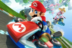 Watch Us Play Mario Kart 8's DLC In Multiplayer