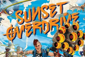 Watch Eight Minutes Of Colourful Sunset Overdrive Gameplay