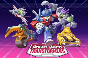 Angry Birds: Transformers Is Not What You Were Expecting