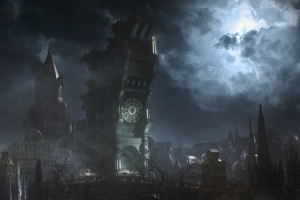 Feast Your Eyes On Six Minutes Of Bloodborne Gameplay