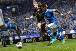 FIFA 15 Interview: On The Ball With Sebastian Enrique