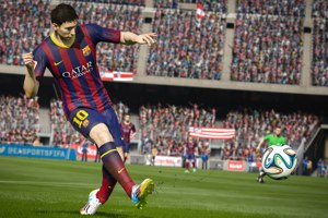 UK Charts 29/09/14: FIFA 15 Shoots To The Top
